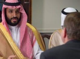 Mohammed Bin Salman. (Foto: Adrian Cadiz, DoD, flickr)