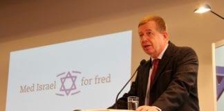 Israels ambassadør til Norge Raphael Schutz. (Foto: Bjarte Bjellås)