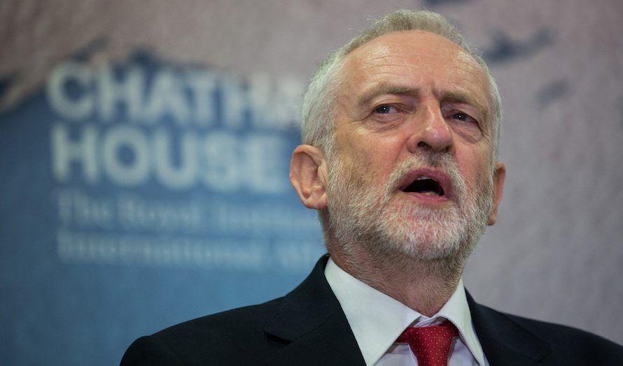 Labours statsministerkandidat Jeremy Corbyn kan ikke akkurat kalles en Israel-venn. (Foto: Chatham House)