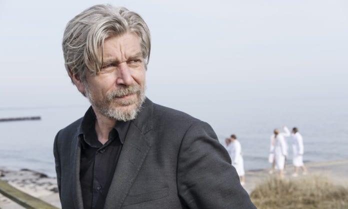 Den norske forfatteren Karl Ove Knausgård ble utdelt en israelsk litteraturpris. (Foto: Thomas Wågström)