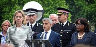 Londons ordfører Sadiq Khan ønsker å lære av Israel i hvordan de bekjemper terror. (Foto: Garry Knight/Flickr)