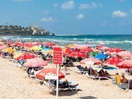 Motemagasinet Vouge mener Israel er en fantastisk destinasjon for strand- og badeliv. (Foto: Xiquinho Silva/Flickr)