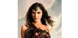 Den israelske skuespilleren Gal Gadot i Wonder Woman. (Foto: Wonder Woman)