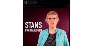 Skjermdump fra Kirkens Nødhjelps film.