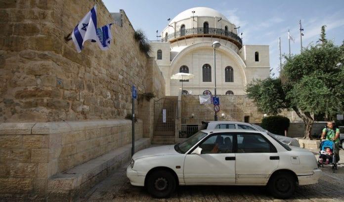 Et flertall av israelerne ønsker å skille stat og synagoge. Her er Hurva-synagogen i Jerusalem. (Foto: Emmanuel Dyan/Flickr)