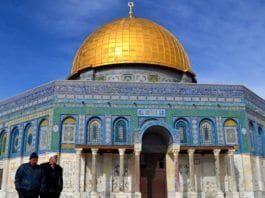 Muslimer kan igjen ta seg inn på Tempelplassen uten å gå gjennom israelske metalldetektorer. (Foto: Mireia Saenz de Buruaga, flickr)