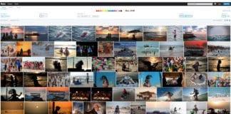 På bildedelingstjenesten Flickr er det lagt ut 73 bilder merket Gaza og «beach» fra 1. mai 2017 til 14. mai 2017. En lang rekke av disse bildene viser palestinere fra Gaza som bader i Middelhavet. (Illustrasjonsfoto/ skjermdump: Flickr.com)