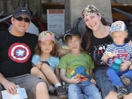 Elad Salomon ble drept i det brutale terrorangrepet sammen med sin far og søster. Hans kone Michal og deres barn overlevde. (Foto: Privat)