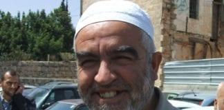 Den islamske predikanten Raed Salah er pågrepet mistenkt for oppvigleri til terror. (Foto: Wikipedia)