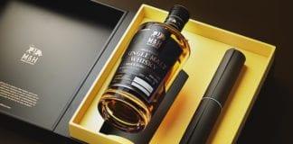 Den første single malt whiskey produsert i Israel er nå til salgs. (Foto: Milk & Honey)