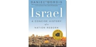 Israel – A Concise History of a Nation Reborn av Daniel Gordis.