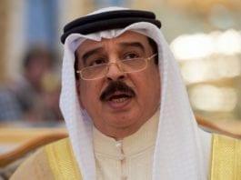 Bahrains konge Hamad bin Isa Al Khalifa. (Foto: Wikipedia Commons)