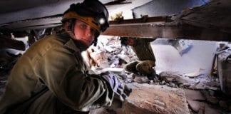 Israelske redningsmannskaper reiser til Mexico etter jordskjelvet som rammet landet. (Illustrasjonsfoto: IDF)