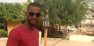 37 år gamle Nimr Mahmoud Ahmed Al-Jamal drepte tre sikkerhetsvakter ved inngangen til bosetningen hvor han jobbet. (Foto: Facebook)