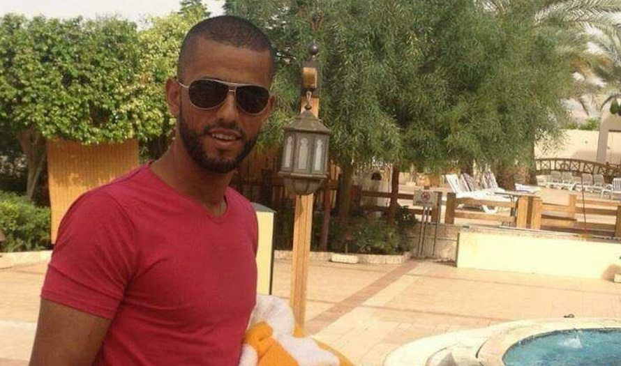 37 år gamle Nimer Jamal drepte tre sikkerhetsvakter ved inngangen til bosetningen hvor han jobbet. (Foto: Facebook)