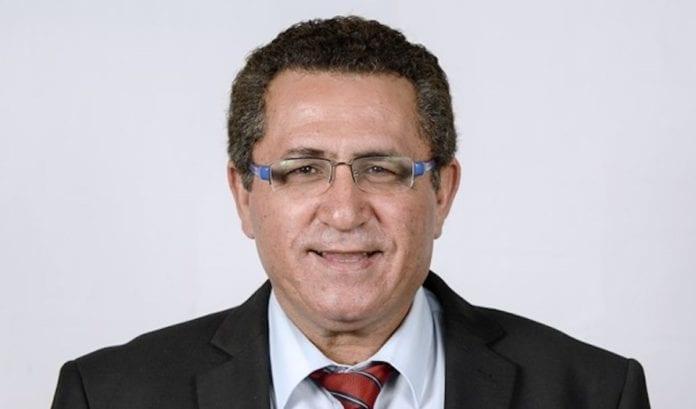 Den israelske fotballpresidenten Ofer Eini er svært glad for avgjørelsen til FIFA. (Foto: FIFA)