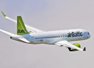 Det latviske flyselskapet airBaltic har kampanje på flybilletter. Nå kan du sikre deg en billig Israel-reise. (Foto: Flickr)