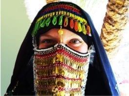 Beduinsk kvinne. (Illustrasjonsfoto: Pixabay/stux)
