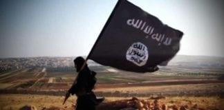 En israelsk-araber er dømt til fem års fengsel for å ha vært en del av terrorgruppen IS. (Foto: Skjermdump YouTube)