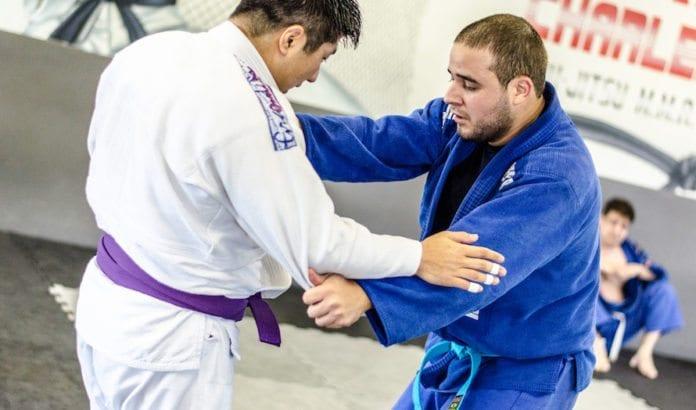 Israelske judoutøvere får ikke lov til å ha det israelske flagget på utstyret sitt i emiratene. (Illustrasjonsfoto: Jeison Morais/Flickr)