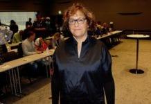 Canadas tidligere ambassadør i Israel, Vivian Bercovici, besøkte MIFF Forum på Gardermoen. (Foto: Bjarte Bjellås)