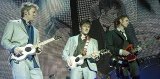 Den norske popgruppen A-ha skal for første gang opptre i Israel. De står på scenen i Tel Aviv sommeren 2018. (Foto: Wikipedia)
