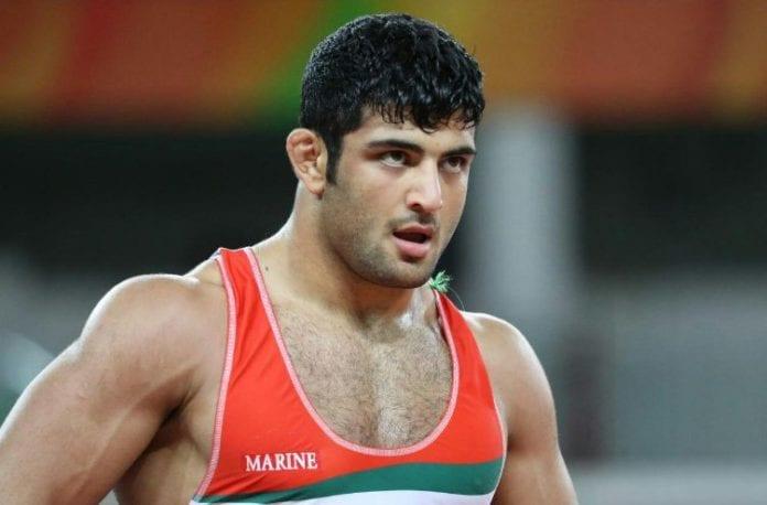 Iranske Ali Reza Karimi ga opp drømmen om å bli verdensmester for å unngå å møte israelsk motstand. (Foto: Wikipedia)