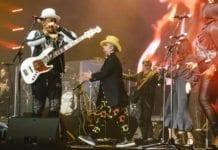 Boy George og gruppen Culture Club hadde sin første konsert i Israel på 30 år. (Foto: Privat)