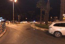 En 19-åring ble knivstukket og drept i byen Arad i Sør-Israel. Politiet omtaler det som et terrorangrep. (Foto: Politiet)