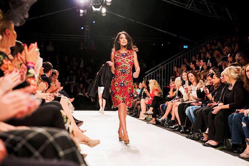 Tamar Morali kan bli den første jøden til å representere Tyskland i Miss Universe. (Foto: Facebook)