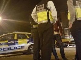 En 70 år gammel jødisk kvinne ble utsatt for et antisemittiske angrep i London. (Foto: Twitter)