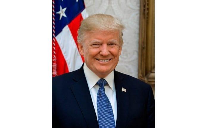 President Donald Trump. (Foto: Det hvite hus)