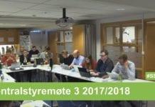 Norsk studentorganisasjon behandlet forslag om akademisk boikott av Israel lørdag 9. desember 2017. Forslaget ble nedstemt. (Skjermdump fra student.no/ Facebook)