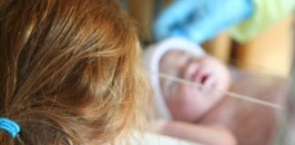 En ultraortodoks kvinne fra Jerusalem fødte nylig sitt 20. barn. (Illustrasjonsfoto: Will Murphy/Flickr)