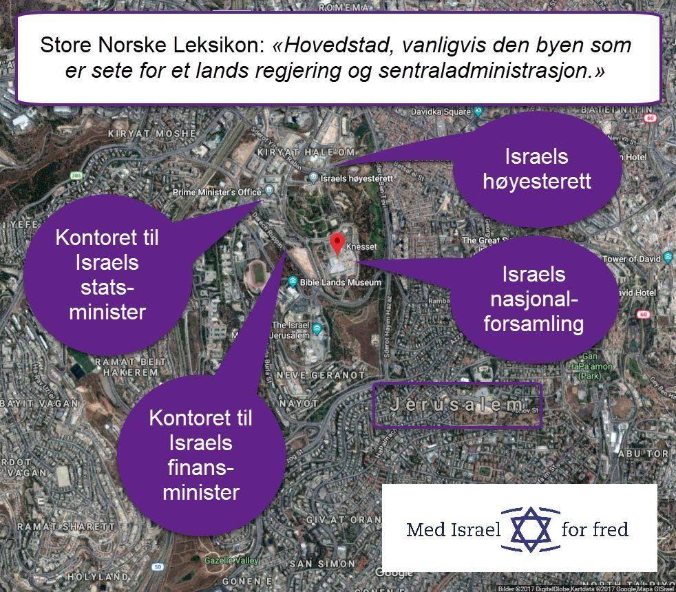 Jerusalem. (Foto: Google)