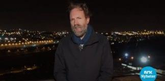 Sigurd Falkenberg Mikkelsen. (Skjermdump fra Nrk.no 6. desember 2017.)