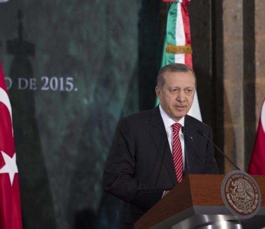 Under president Recep Tayyip Erdoğans ledelse har Tyrkia økt sin militære tilstedeværelse til flere land. (Foto: Flickr/CC)
