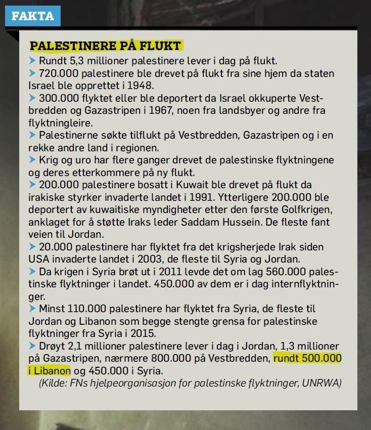 Skjermdump av faktaramme publisert i Agderposten 30. desember.