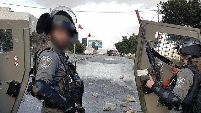 Major N. ønsker ikke å slutte i jobben, selv om han har vært døden nær. (Foto: Det israelske politiet)