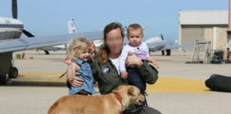 For første gang i historien er en kvinne utnevnt til skvadronleder i det israelske luftforsvaret. (Foto: IDF)