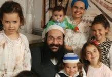 Seksbarnsfaren Raziel Shevach ble skutt og drept i et terrorangrep på Vestbredden 9. januar. (Foto: Privat)