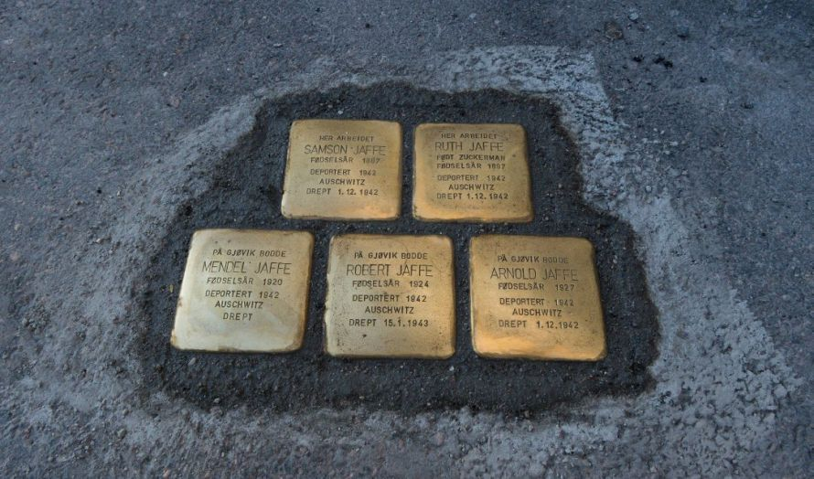 MIFF Gjøvik markerer den internasjonale Holocaustdagen