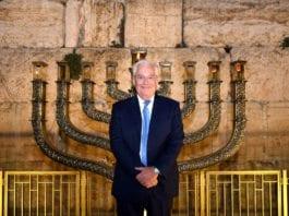 David M. Friedman, USAs ambassadør i Israel. (Foto: Matty Stern, U.S. Embassy Tel Aviv, flickr)