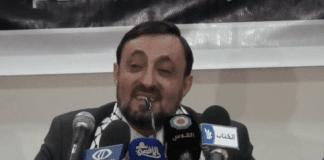 Imad al-Alami skal ha skutt seg selv i hodet ved et uhell. Tilstanden hans er kritisk. (Foto: Twitter)