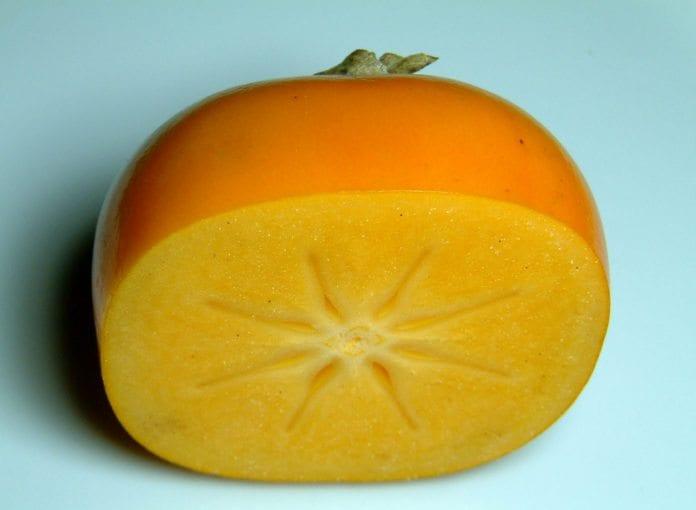 Sharon-frukten er en variant av persimon-frukten. (Foto: yellowcloud, flickr)