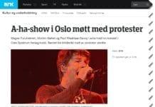 Skjermdump fra nrk.no.