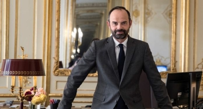 Den franske statsministeren Edouard Philippe sier det er en ny antisemittisme i Frankrike. (Foto: Statsministerens kontor)