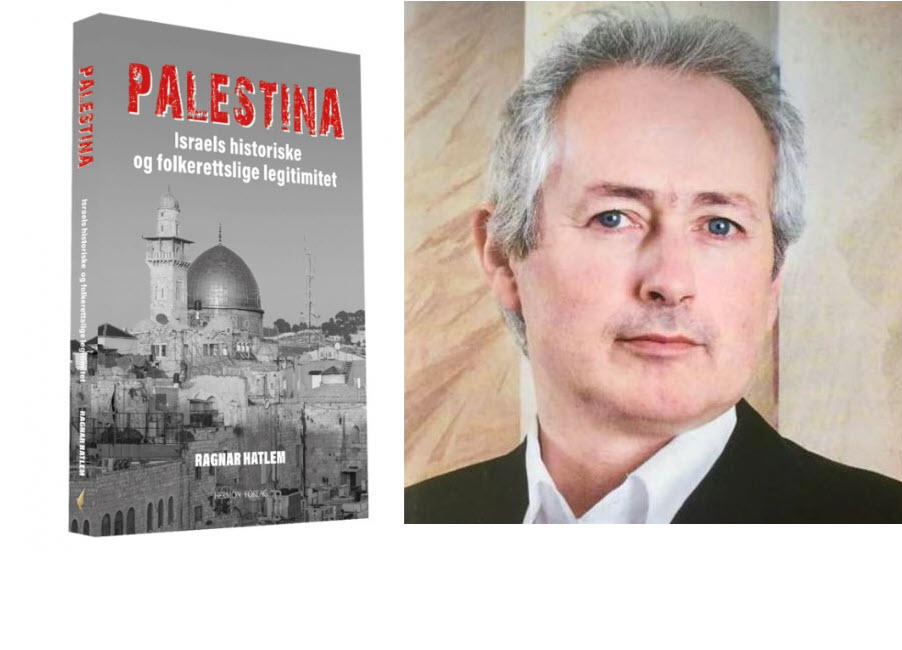 Ragnar Hatlem hos MIFF Bergen: Palestina – Israels historiske og folkerettslige legitimitet