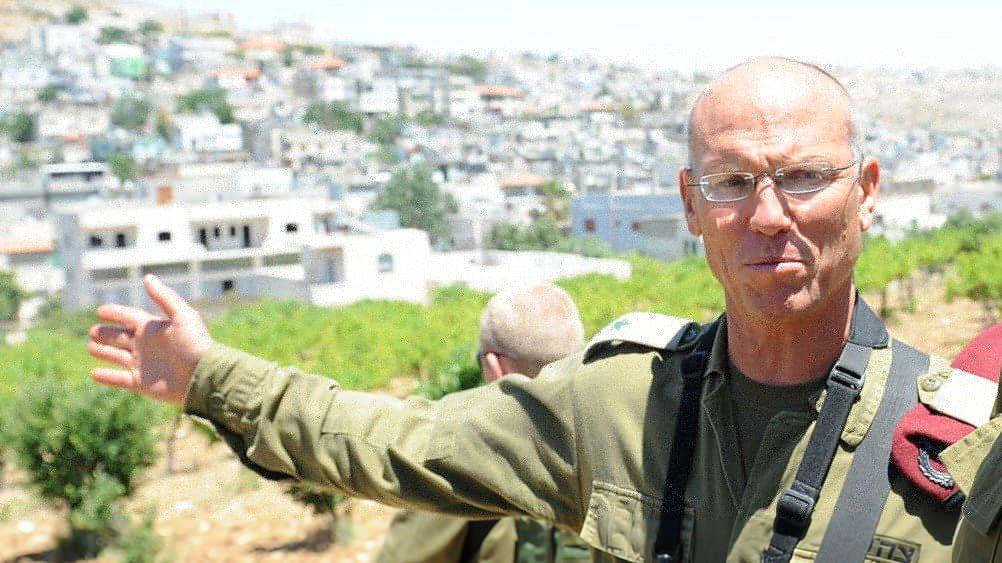 IDF-general Nitzan Alon sier at Assads seier i den syriske borgerkrigen øker sjansene for krig nord i Israel. (Foto: IDF)