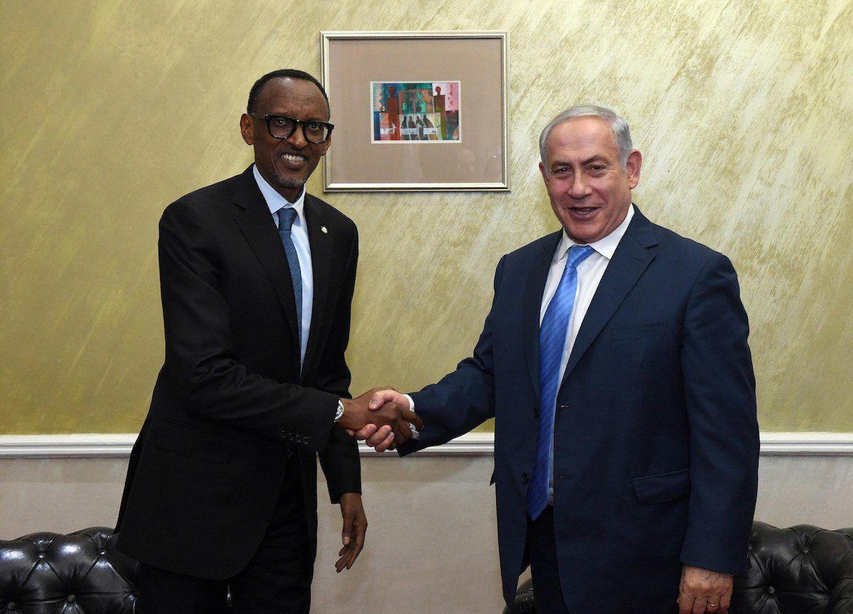 Rwandas president Paul Kagame er enig med Benjamin Netanyahu om å ta imot Israels afrikanske immigranter. (Foto: Flickr/CC)